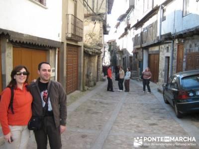 Miranda del Castañar - Sierra de Francia; mochilas para mujeres; singles madrid senderismo y monta�